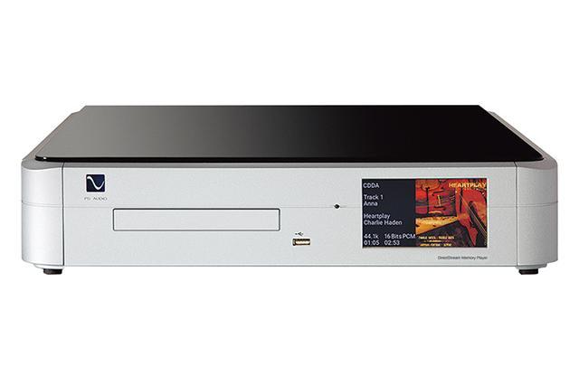 画像: PS AudioのマルチトランスポートDirectStream Memory Playerデジタル信号を専用回路で再構築