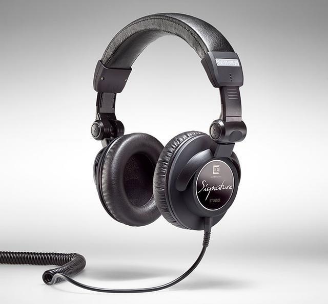 画像: ウルトラゾーン、モニターヘッドホン「Signature Studio」誕生。上位機の音質はそのままに低価格化