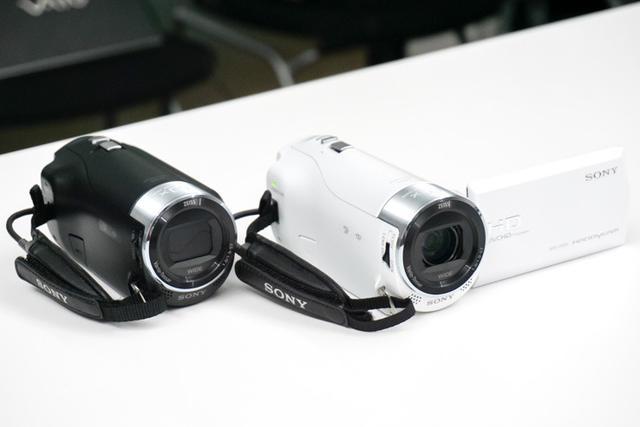 画像: ソニー、超軽量215gを実現したフルHDハンディカムのエントリー機「HDR-CX470」¥37,000で4/21発売