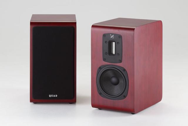 画像: クォードS-2レビュー:繊細で澄み切った高音が印象的。さすが名門クォード、絶品の音だ