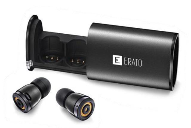 画像: ERATO、3Dサラウンド採用の左右分離型Bluetoothイヤホン「APOLLO 7s」を発売