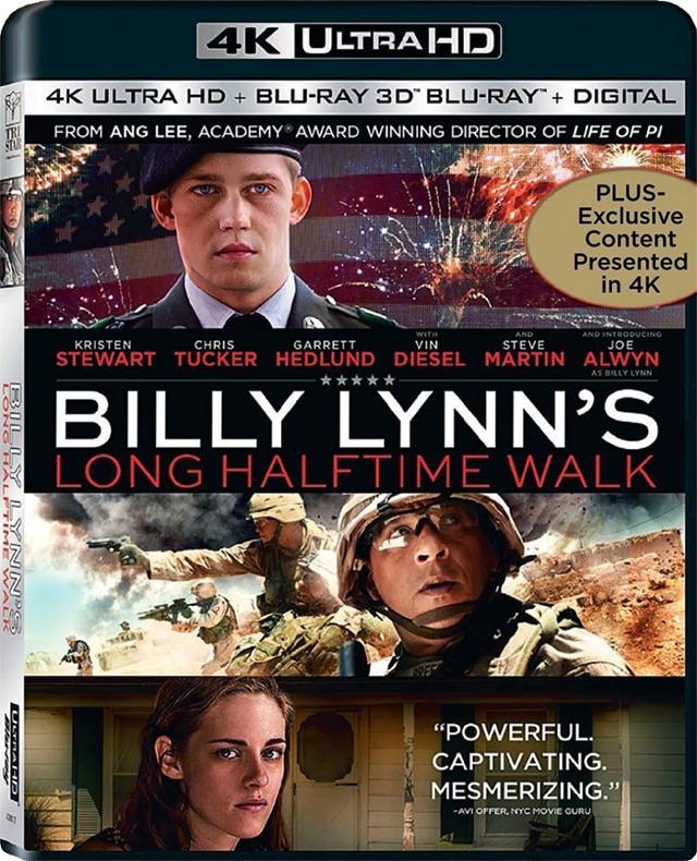 画像: 映画番長の銀幕旅行 1/5公開映画作品初4K/60p『ビリー・リンの永遠の一日』