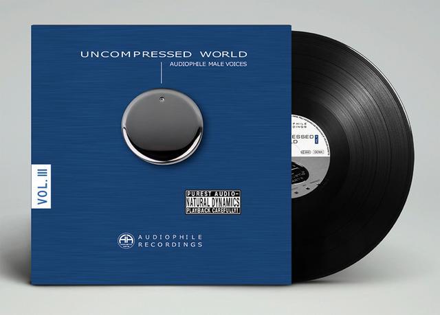 画像: アコースティックアーツの男性ヴォーカル特集CDがLP盤化『Uncompressed World Vol.III』