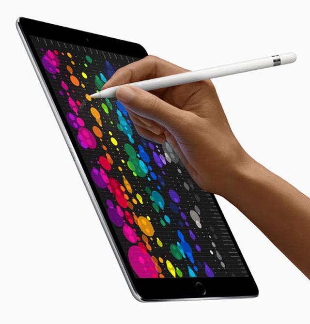 画像: アップル、iPad Proを大幅に刷新10.5&12.9インチの2機種を発表秋登場のiOS11と組合せて便利に