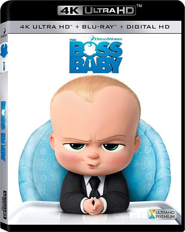 画像: 映画番長の銀幕旅行 5/25公開カラダは赤ちゃん、アタマは大人『ボス・ベイビー』 (UHD BD)