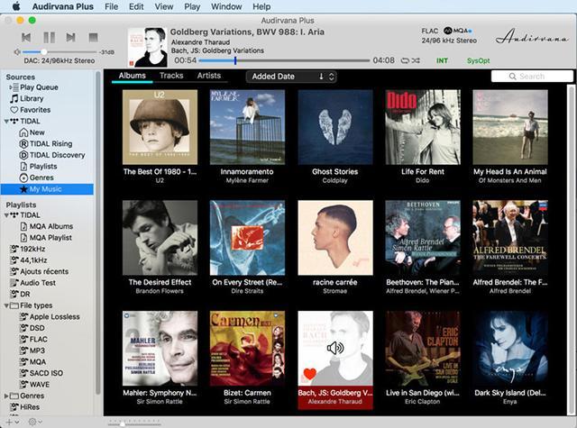画像: Mac用ソフト「Audirvana Plus 3」提供開始。MQAデコーダーを搭載通常版$74、アップグレード版$39
