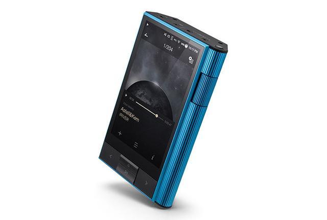 画像: A&KのハイレゾDAP「KANN」ブルーモデルの発売日が6/2に決定シルバーとの2色ラインナップに