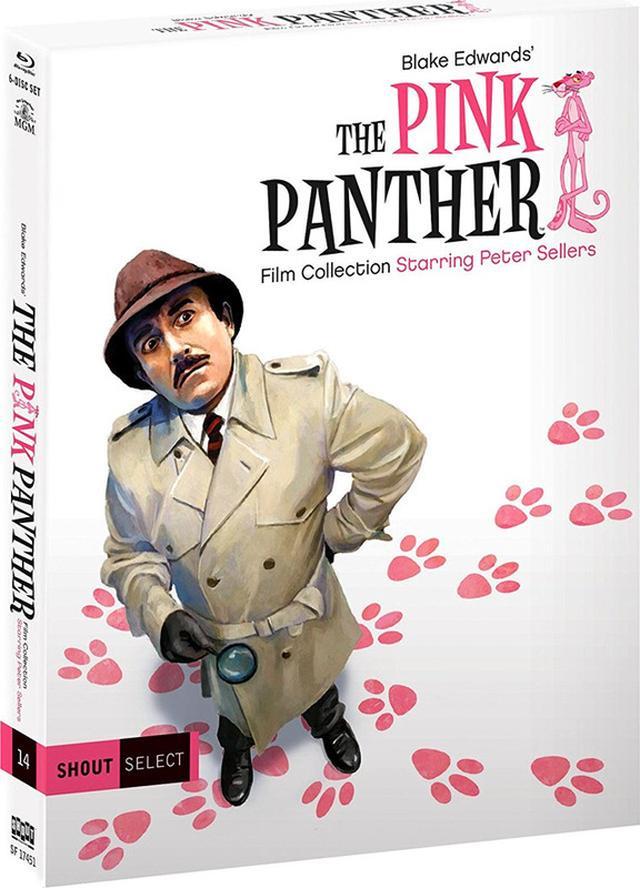 画像: 映画番長の銀幕旅行 01/07公開クルーゾー警部登場! 『ピンク・パンサー・フィルム・コレクション』