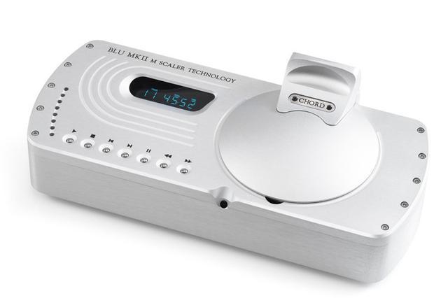 画像: 英コード、CDトランスポート「Blu mkII」の発売日を5/20に決定受注生産で140万円