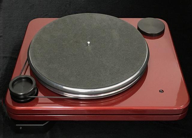 画像: ノア、ペアー・オーディオ製品を輸入開始。ノッティンガム社の系譜を継ぐターンテーブル