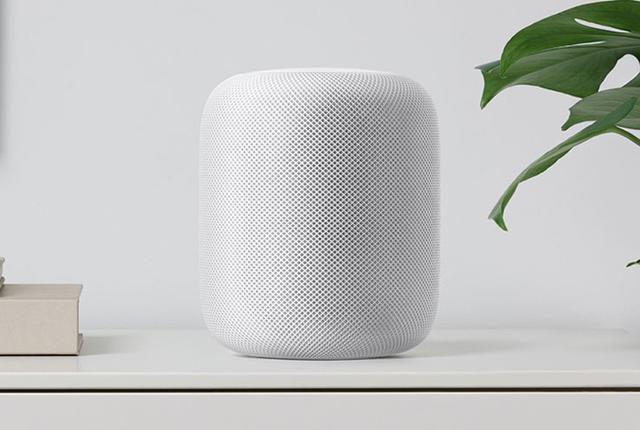 画像: 米アップル、話しかけて操作するSiri採用のスマートスピーカー「HomePod」発表。発売は12月