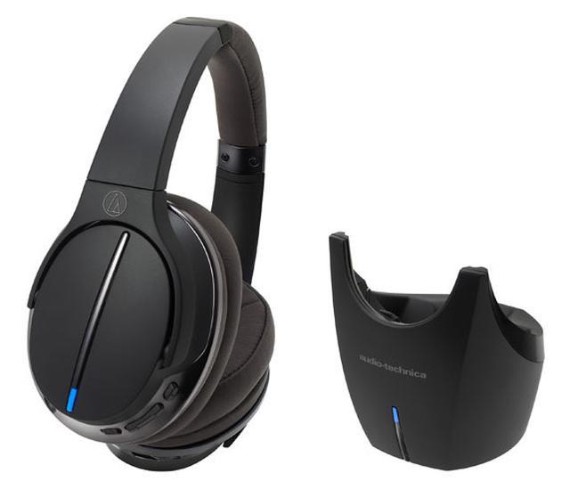 画像: オーディオテクニカ、6/23に「ATH-DWL770」、「ATH-DWL550」ワイヤレスヘッドホン2モデル発売