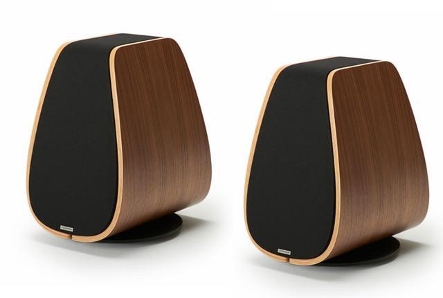 画像: 北欧家具のような小型スピーカー、ダヴォン「Studio」が5/15発売。特殊繊維配合のウーファーを搭載