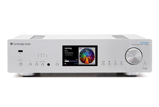 画像: 英国ケンブリッジオーディオUSB DAC内蔵ネットプレーヤー「Azur 851N」が2月20日発売