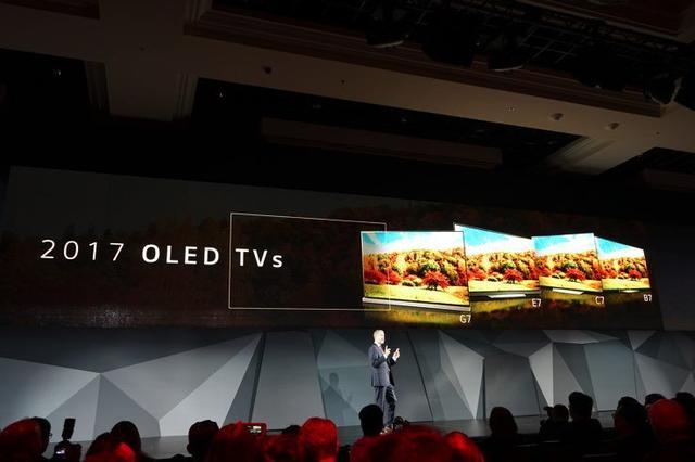 画像: 【CES 2017速報5】LGは有機ELテレビを5ライン発表同社初のUHD BDプレーヤーも