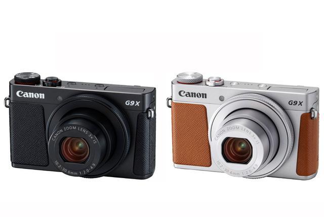 画像: 「PowerShot G9X Mark II」他、コンデジ4モデルを2月下旬発売。キヤノン