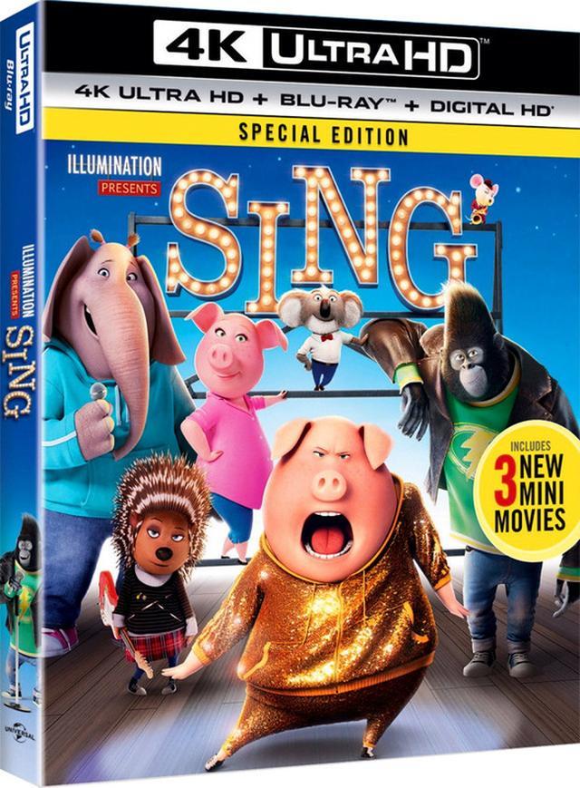 画像: 映画番長の銀幕旅行 2/15公開ご機嫌なミュージカル・アニメ『SING/シング』(4K、ATMOS)