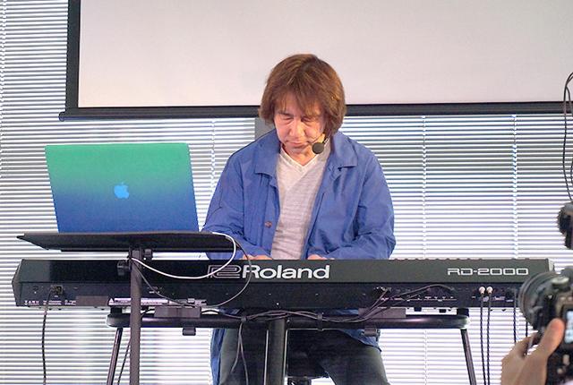 画像: ローランドが新製品発表会を実施。ステージ用ピアノやスマホ専用ミキサー、ギターアンプなど13モデルが一堂に会す