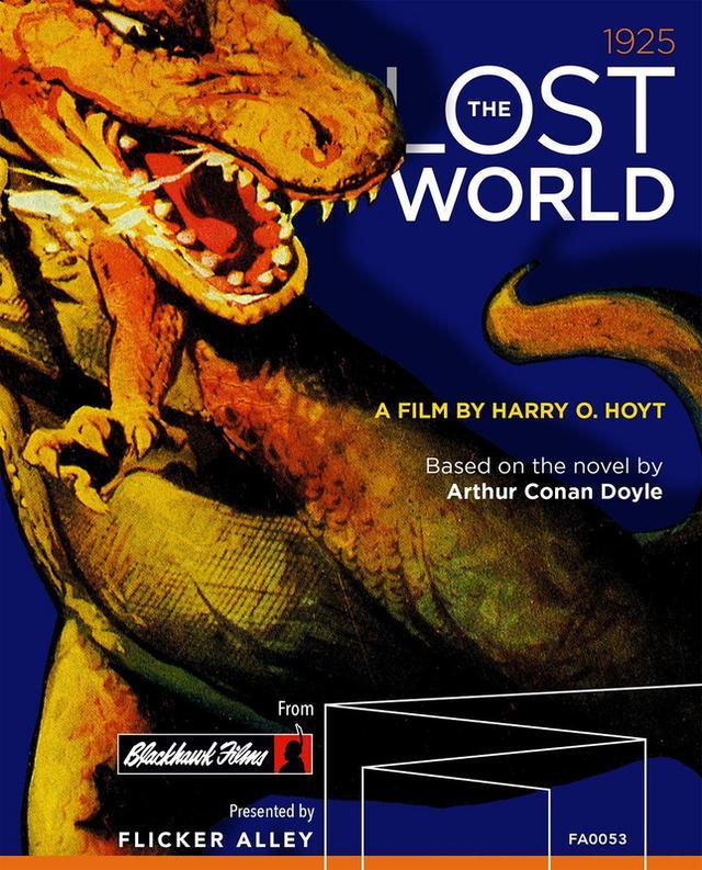 画像: 映画番長の銀幕旅行 6/8公開恐竜映画の始祖 『ロスト・ワールド』(BD)