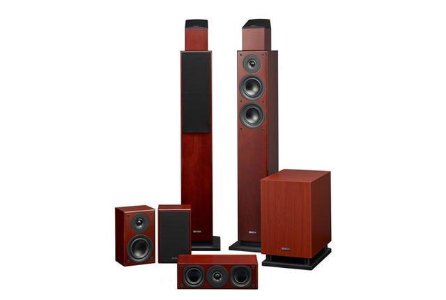 画像: デノン 37 Seriesレビュー:ホームシアター向け新スピーカー群、3次元的に拡がる高音質に包まれる