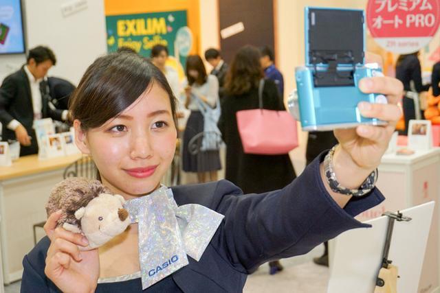 画像: 2/23~26、パシフィコ横浜で開催のカメラ展示会「CP+」リポート(2)ニコン/フジ/オリンパス/カシオ等