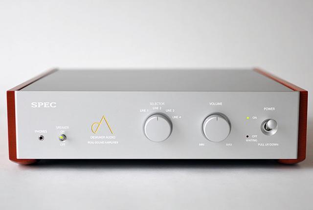 """画像: SPEC、人気プリメインアンプを改良した「RSA-888DT」を発売。新開発コンデンサー""""響一""""を採用"""