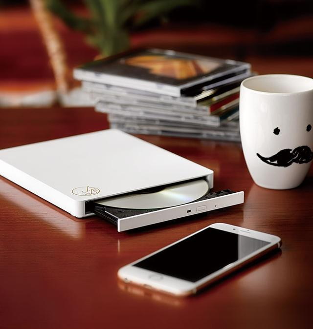 画像: アイ・オー・データの新製品第一弾iPhoneに直結して音楽を取り込む「CDレコ」CDRI-L24Iが発表された