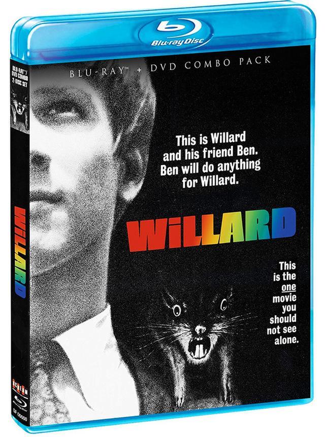 画像: 映画番長の銀幕旅行 4/11公開70s動物ホラー・サスペンスの傑作 『ウィラード』『ベン』(BD)