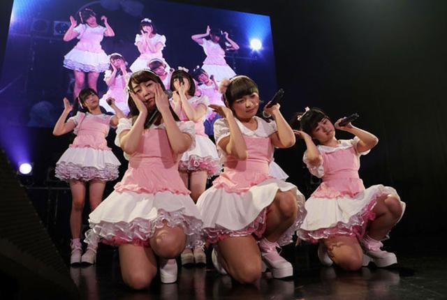 画像: いちごみるく色に染まりたい。新メンバーが加入し、アイドル甲子園で6人体制を初お披露目