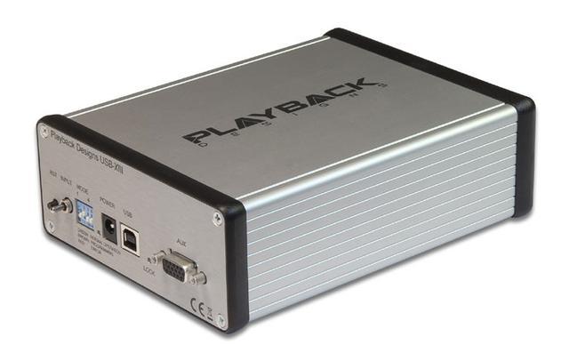 画像: ナスペック、DSD11.2MHz対応のUSBデジタルインターフェイス「USB-XIII」発売。40万円!