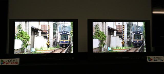 画像: 8K/HDR映像のリアルさは衝撃的!キュー・テック、8K/HDR作品「ぶらっと江ノ電の旅」試写会を開催