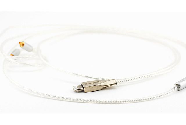 画像: Beat Audioのリケーブル「Silversonic MKV」に、Lightning端子採用モデルが追加