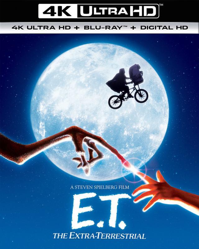 画像: 映画番長の銀幕旅行 6/11公開あの感動を4Kで味わえる!スピルバーグ監督作『E.T.』(UHD BD)