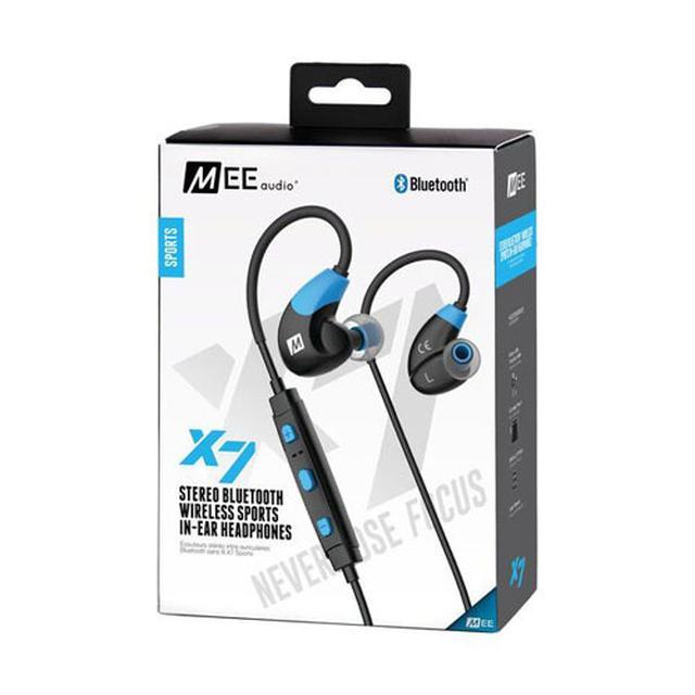 画像: MEE audioから、重低音を強化したスポーツ向けBluetoothイヤホン「X7」発売