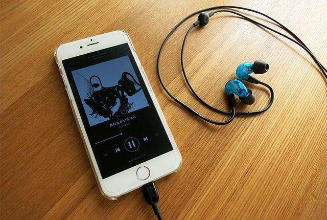 画像: レビュー連載・コレを聴け!第7回買う価値大アリ! シュア初のLightningリケーブルは、良質なポタアンだ!