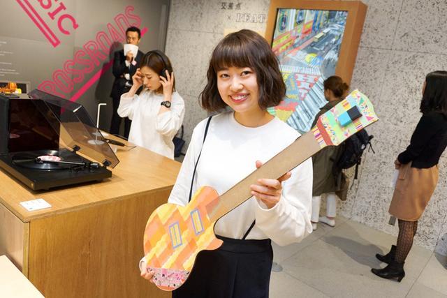 画像: 渋谷にソニーの情報発信拠点Sony Square Shibuya Projectがオープン。2ヶ月毎に展示が変わる