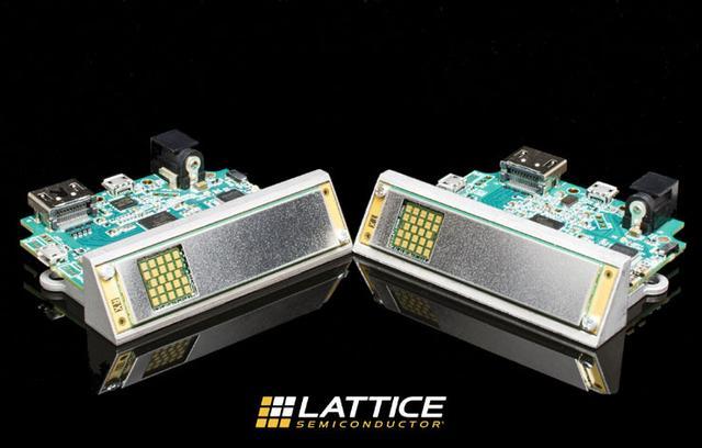画像: ラティス、60GHz帯を使って4K/30p映像の無縁伝送を可能にするチップを開発。近日出荷予定