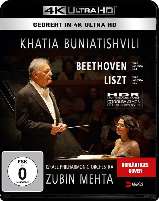 画像: 映画番長の銀幕旅行 6/4公開初の4Kクラシック!『ベートーヴェン:ピアノ協奏曲第1番 他』