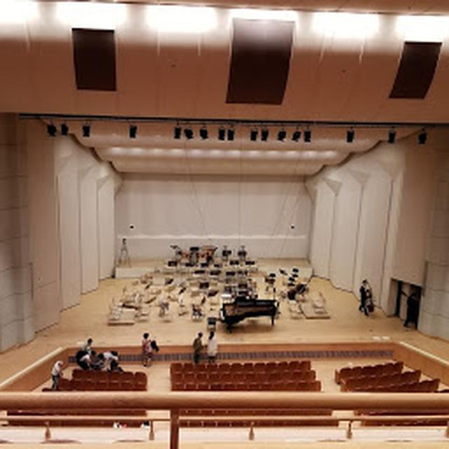 画像: 【地図】キッセイ文化ホール