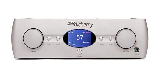 画像: Audio Alchemy製品の取扱いが6/1よりゼファンからユキムに移管プリ/パワーアンプ等6機種を揃える