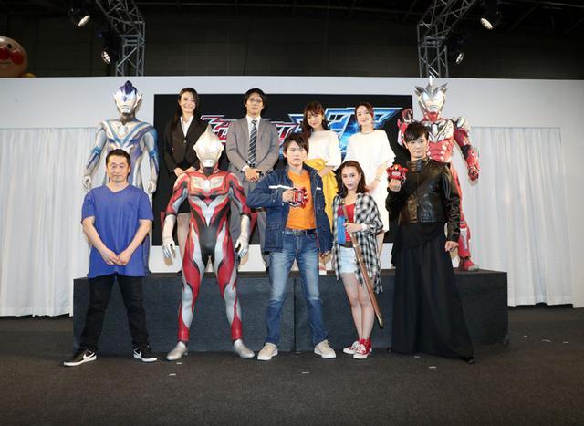 画像: セブンとベリアルの息子が共演!「ウルトラマンジード」、7/8よりテレビ東京系にて放送