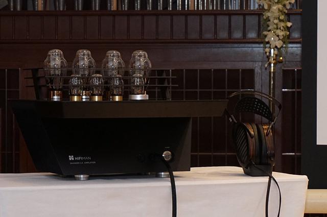 画像: 【春のヘッドフォン祭2017】HIFIMAN、カスタム真空管搭載のヘッドホンシステムなど5機種発表