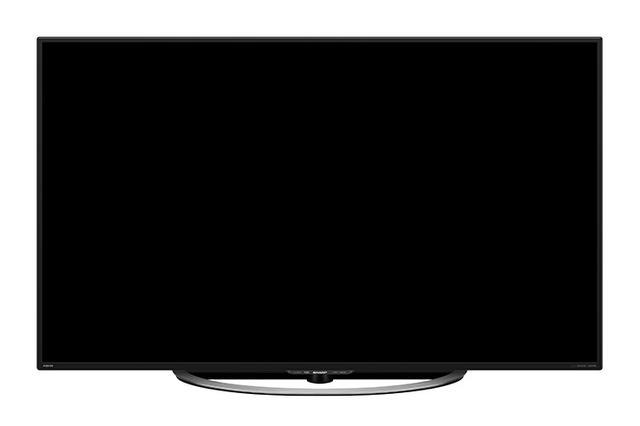 画像: シャープ、4K/HDR対応AQUOS「U45」シリーズ3モデルを発売バックライト制御で動画を滑らかに