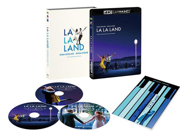 画像: 『ラ・ラ・ランド』BD/DVDが8月2日にリリース決定!UHD BD同梱版など5種類を揃える