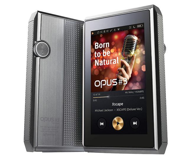画像: e☆イヤホン、audio-opusのDAP「OPUS#3」を5/6発売DSD 11.2MHzネイティブ再生対応