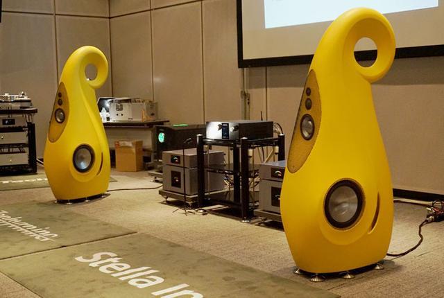 画像: ステラ、トリノフの技術セミナー&ハイエンド試聴会を開催。ステレオサウンドレコードの試聴も