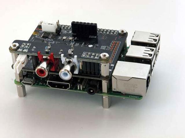 画像: ブライトーン、ラズパイ用のDSD対応DAC基板「Terra-Berry 2」5/26に発売決定