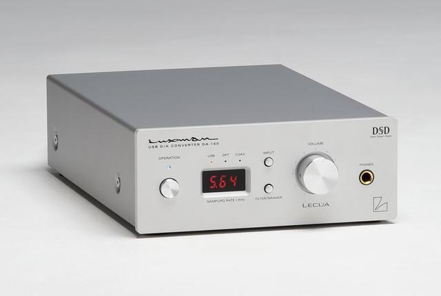 画像: ラックスマンDA-150レビュー:DSD対応でリニューアルしたB5サイズの小型USB DAC