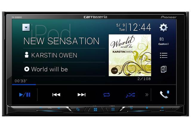 画像: スマホアプリをカーオーディオで存分に活用するカロッツェリア「FH-9300DVS」6月にリリース