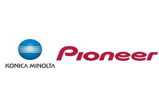 画像: パイオニアとコニカミノルタが有機EL照明事業の合弁会社設立に向けての契約を締結